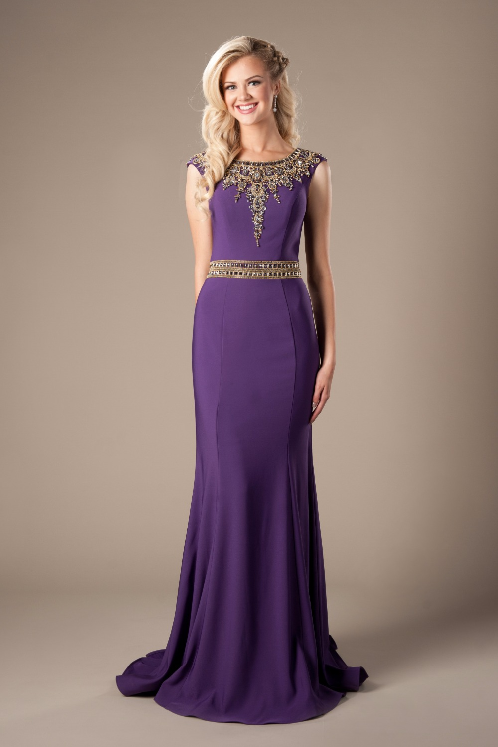 Compare Prices on Formal Purple Dresses- Online Shopping/Buy Low ...