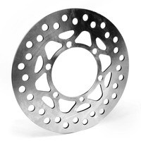 Areyourshop Motorcycle Front Brake Disc Rotor 240mm For Kawasaki KLX150L 2014 41080 0168 Stainless Steel Motorbike Brakes