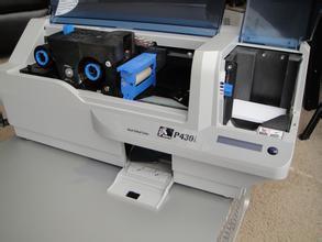 Zebra P430i Printer Windows 7