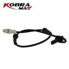 KobraMax Sensore ABS Anteriore per egcabs 003 Renault Clio Kangoo 2 8200195832