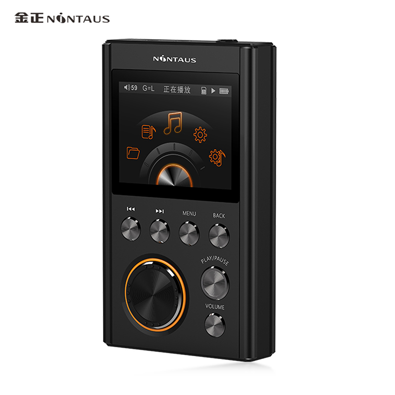 NiNTAUS X10 HiFi Mp3 Player Music Sport MP3 Player DSD128 24Bit/192Khz Entry-level Independent dac Upgraded Version 16GB 2017