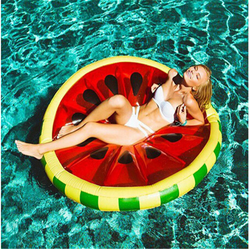 2017 women child swimming pool watermelon style toy giant for Huge inflatable swimming pool