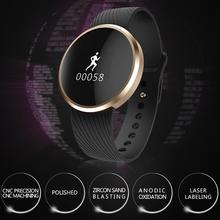 L58 Bluetooth Smart Watch Heart Rate Monitor Wristwatch Waterproof Wrist Smartwatch For Apple IOS Android Phone Mate