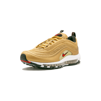 Original New Arrival Official NIKE AIR MAX 97 Metallic Gold Breathable Men's Running Shoes Sports Sneakers 1