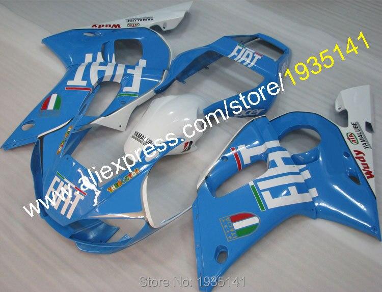 Offres spéciales Pour Yamaha carénages kit YZF R6 capot 1998 1999 2000 2001 2002 YZF-R6 98 99 00 01 02 YZFR6 corps (moulage par Injection)