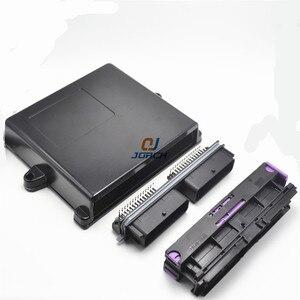 Image 3 - Boîtier en aluminium à 56 broches, boîte pour automobile, avec connecteur FCI assorti