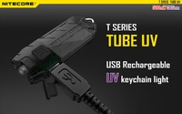 Nitecore TUBE UV High Performance LED UV 500mW Wavelength 365nm Portable Flashlight