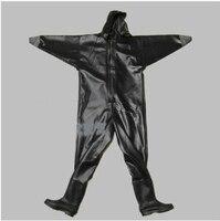 Болотный плащ мужской зимний дышащий нагрудный болотный водонепроницаемый рыболовный костюм для всего тела охотничий рыболовный резиновы