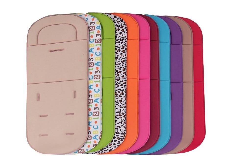 Folding Baby Infant Stroller Mat Car Seat Pad Cushion Cover Prams Mattress Kids