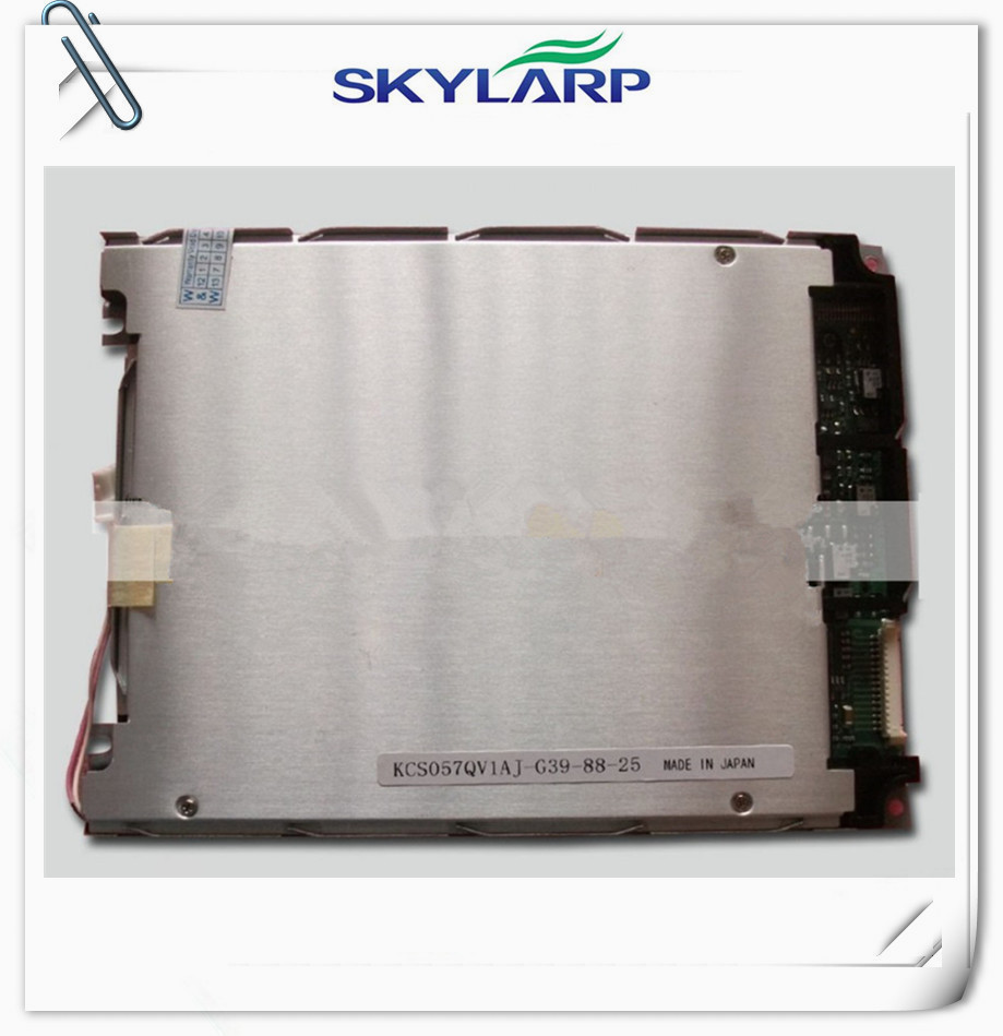 5.7 inch LCD panel for KCS057QV1AJ-G39 KYOCERA STN 320*240 Industrial application control equipment LCD display free shipping