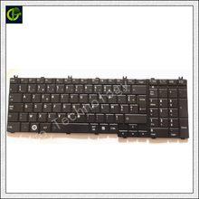 De Teclado Azerty francês para Toshiba Pro L770-10T L770-10W L770-10X L770-126 C670-166 C670-111 C670-11D FR