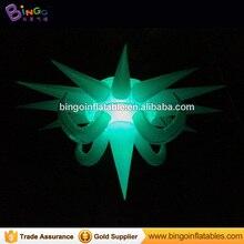 1.5 м реклама надувные звездное небо светодиодное освещение продукты надувные освещение звезда с изменения цвета для ночного клуба N Stage