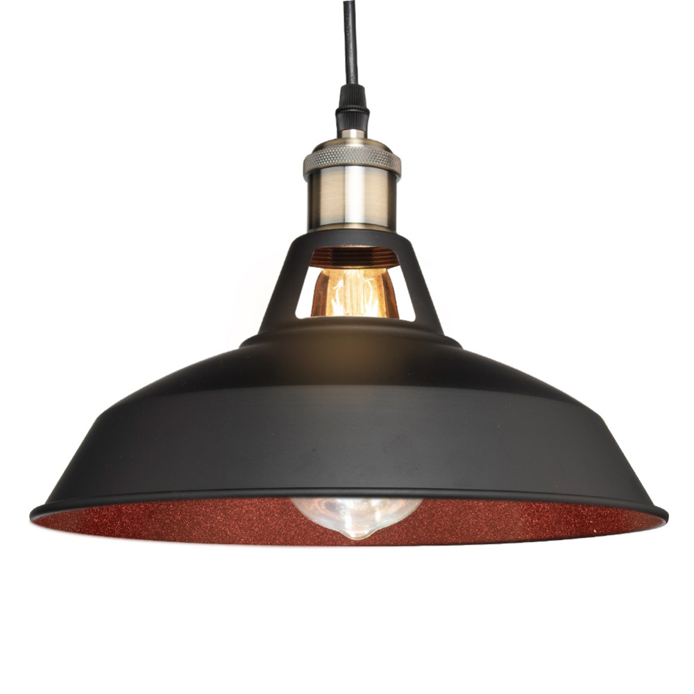 Kitchen Restaurant Pendant Light Retro Style Art Lamps