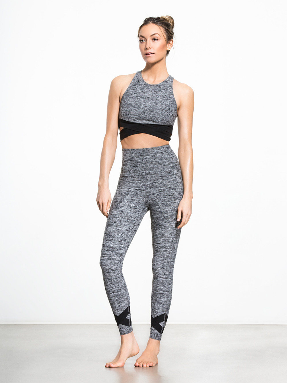 c4b5246892f0e Women's Sports Fitness Yoga Pants Functional Gym Running Workout Pant  running Ankle length Pants Quick drying Push Up Leggings-in Yoga Pants from  Sports ...