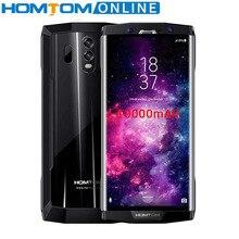 HOMTOM HT70 6.0″ HD+ 18:9 Screen Smartphone MTK6750T Octa Core 4G RAM 64G ROM 10000mAh Battery 16MP+5MP Dual Cam 4G mobilephone