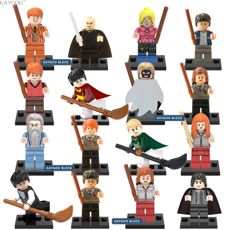 Kaygoo Harry Potter Building Blocks Figures Kids Toys Gifts