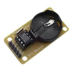 20 штук Модуль DS1302 Модуль часов реального времени без батареи CR2032 в наличии БЕСПЛАТНАЯ ДОСТАВКА