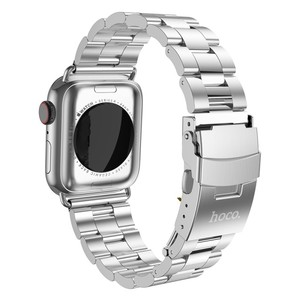 Image 5 - HOCO 2019 New Arrival Stainless Steel Watchband For Apple Watch iWatch Series 1 2 3 4 5 Band 42mm 44mm 38mm 40mm Metal Strap