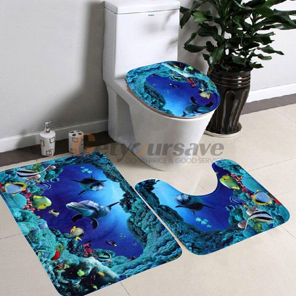 Achetez en gros toilette tapis ensembles en ligne à des grossistes ...