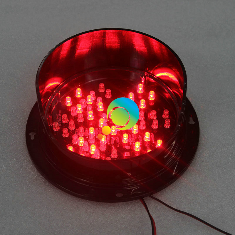 Hot DealsLed-Traffic-Lights Green Arrow Red And Cross 125mm Exclusive Or DC24V New-Arrival