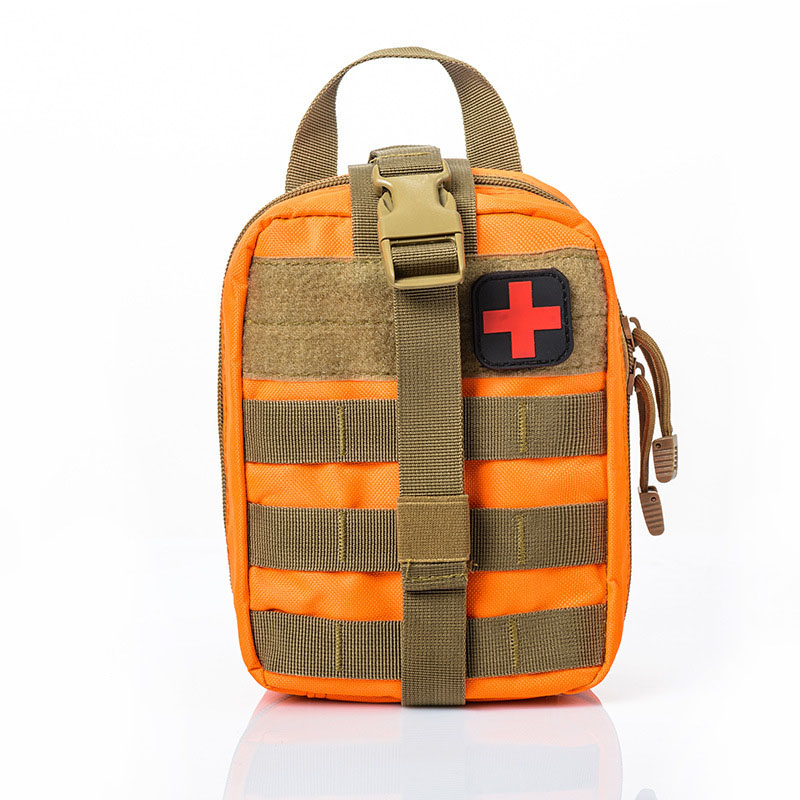 Fashion Women Little Travel Medical Pouch First Aid Kit Survie Portable Survival Tactical Emergency First Aid Bag Military Kit