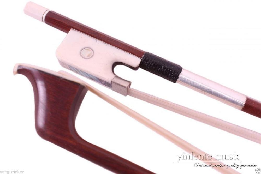 1 pcs Cello Bow 4/4 BrazilWood bone High Quality New #DN-641 pcs Cello Bow 4/4 BrazilWood bone High Quality New #DN-64