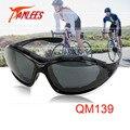 Горячие Продажи Panlees UV400 защитные пыли ветрозащитный лица пены очки очки goggle спорт на открытом воздухе Мужчины