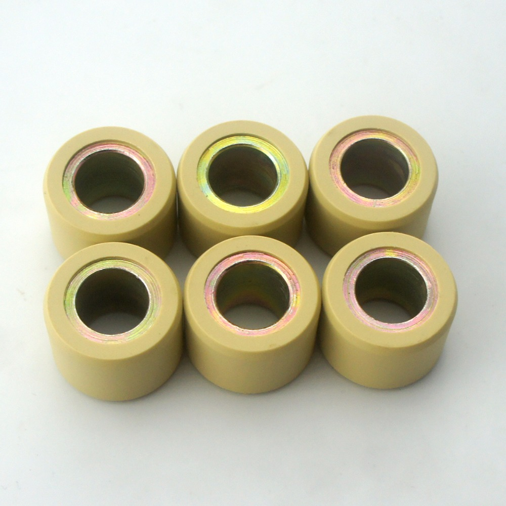 Customized Motorcycle Scooter Roller Weight 20x15 CH-125 IRON 17g Refit Drive Variator Rollers For HONDA PCX K36 CLICK VARIO