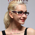 Fashion Women Reading Glasses Beautiful Optical Glasses for Girls Read Glasses 1.0, 1.5, 2.0, 2.5, 3.0, 3.5