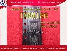 Free shipping 50PCS/lot 500PCS/lot INN8186 1nn8186 sop8  NEW IN STOCK