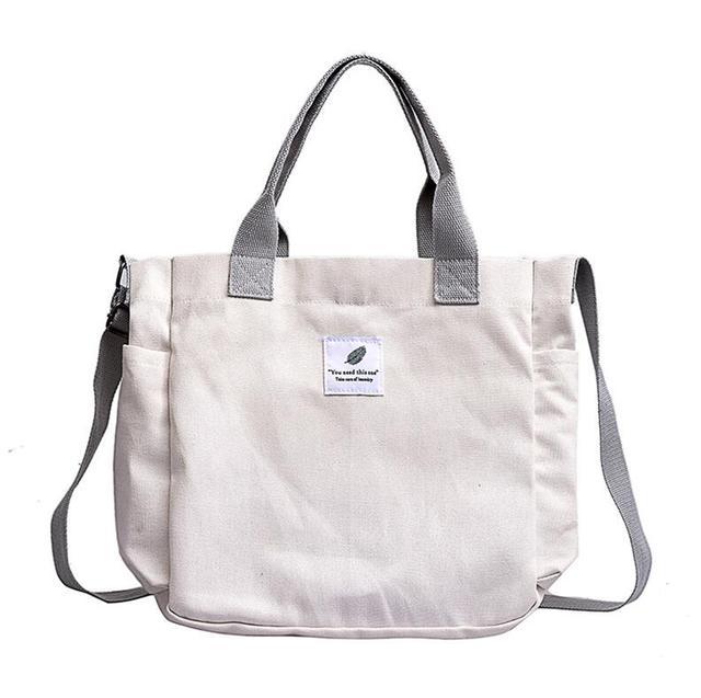 Soft Canvas Bag Large...