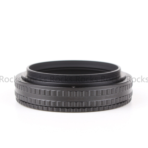 Image 3 - Pixco M65 to M65 Mount L.ens Adjustable Focusing Helicoid 17 31mm Macro Tube Adapter   17mm to 31mm