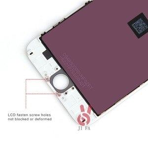 Image 2 - 10 Stks/partij Kwaliteit Aaa Geen Dead Pixel Lcd scherm Voor Iphone 6 Plus Lcd Touch Screen Digitizer Vergadering Scherm Vervangen Gratis verzending