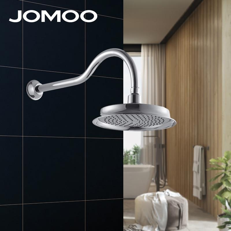 JOMOO 9 pouce salle de bains pomme de douche pluie douche avec bras ou plafond pression d'économie d'eau de bain de douche