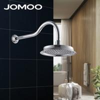 JOMOO 9 inch bathroom shower head rain shower with arm or ceiling water saving pressure bath shower