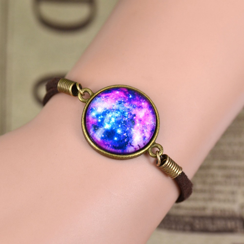 lnrrabc hot sale woven bracelet handmade diy galactic. Black Bedroom Furniture Sets. Home Design Ideas
