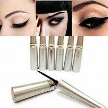 New Waterproof Black Eyeliner Liquid Eye Liner Pencil Pen Make Up Fashion Comestics