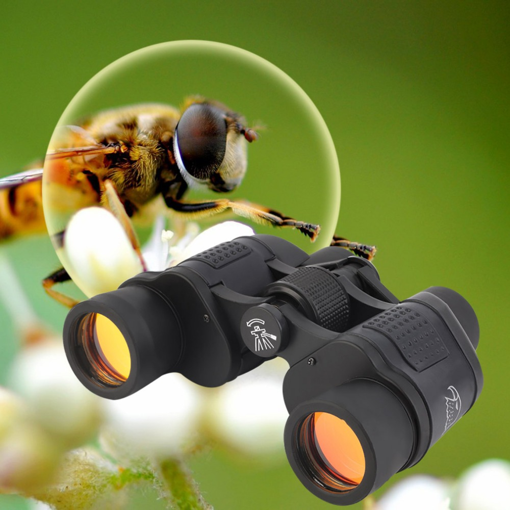 60×60 3000M HD Professional Hunting Binoculars Telescope Night Vision for Hiking Travel Field Forestry Fire Protection New