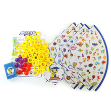 Brain power combat detective  for children board games educational toys observation reaction Parent-child game Kid Education