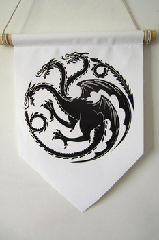 Game Of Thrones Banner Flag,wall hanging home decor