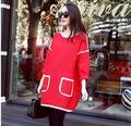 2017  fashion fall winter maternity sweater pregnant women plus size  rabbit  sweater SH-925JYF