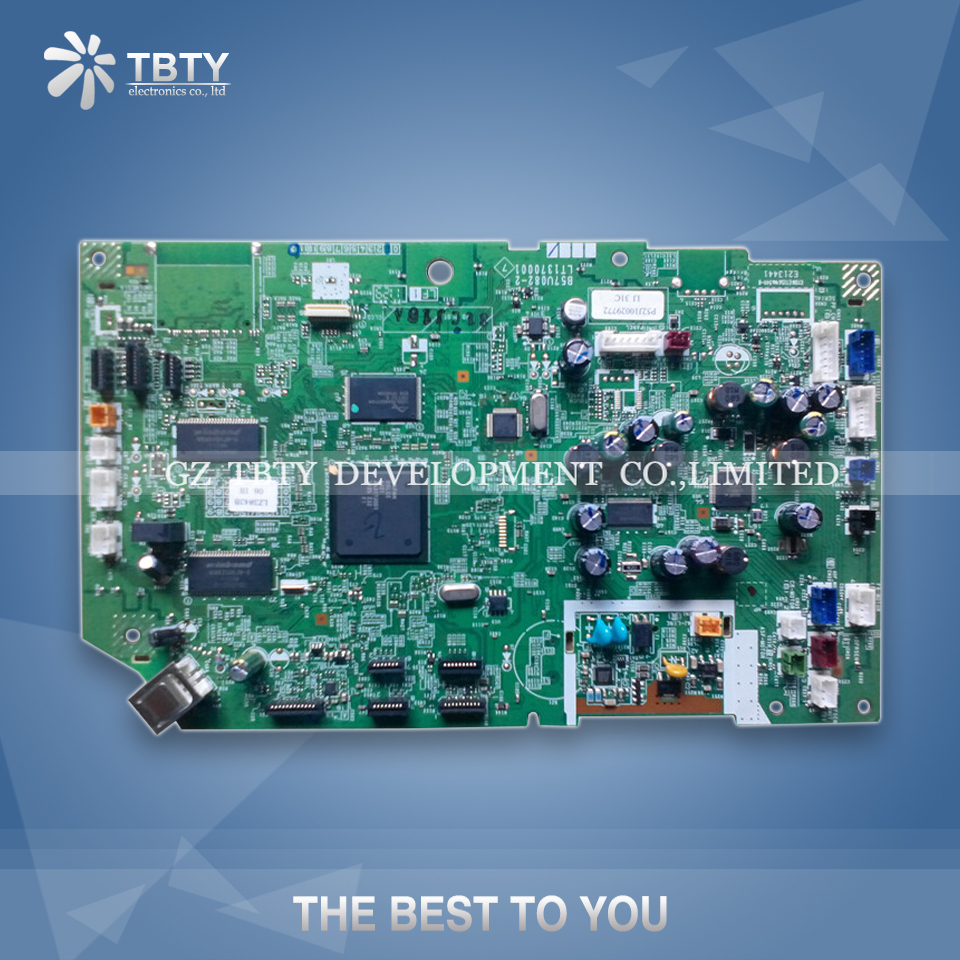 100% Test Main Board For Brother J430W J625DW J825DW Formatter Board Mainboard On Sale main board for brother mfc 7840n mfc 7840 mfc 7840 7840n formatter board mainboard