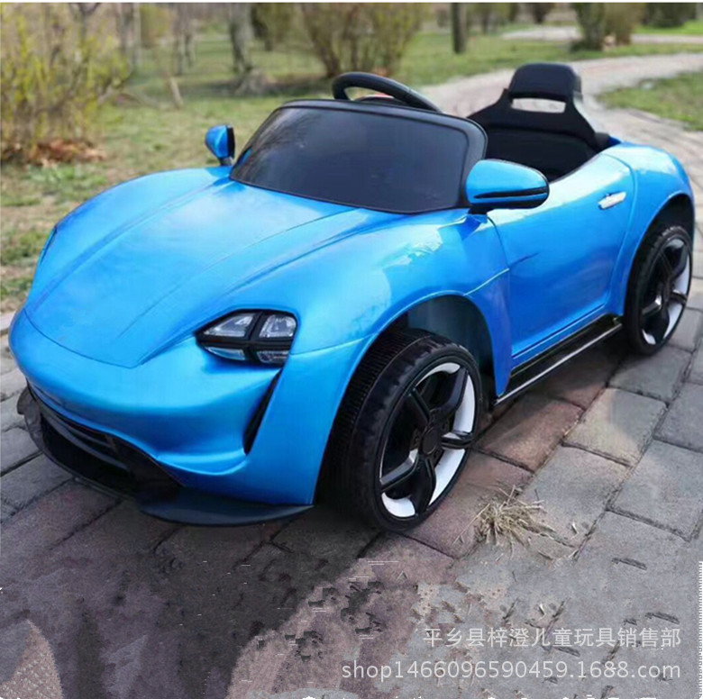 Children Electric Vehicle Four Wheel Remote Control Automobile Can Sit Child 4-5 Year Baby 1-3 Year Baby Vehicle Can Sit People roca diverta cntp