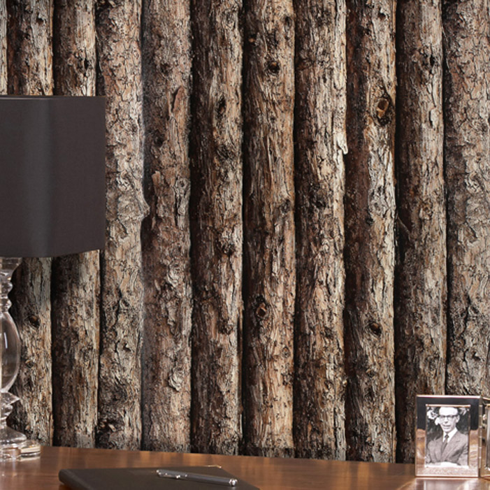 PAYSOTA Modern Chinese Style Imitation Wood Grain PVC Wallpaper Sofa Living Room Bedroom TV Background Wall Paper large wall painting film and television living room sofa classical art wallpaper chinese style modern tv background wallpa