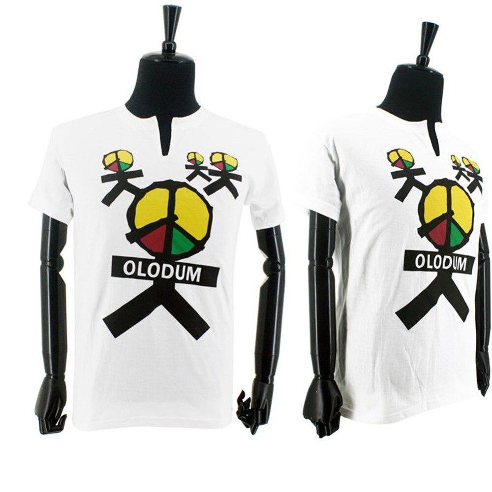 MJ Fashion Brazil Retro Antiwar Michael Jackson OLODUM Cotton 100% Tee T-shirt Tshirt They Don't Care About Us'