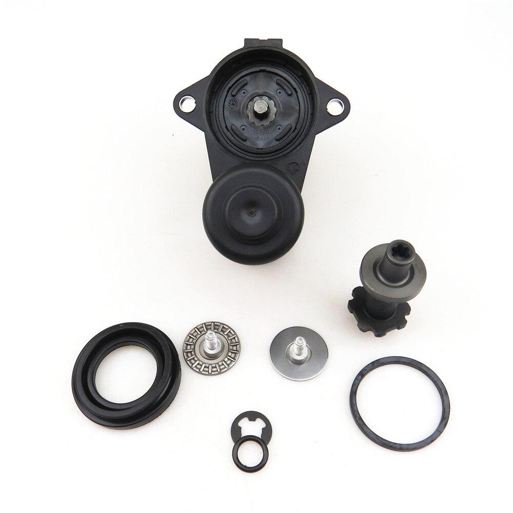 READXT 6 Teeth Rear Hand Brake Cylinder Servo Motor With Caliper Repair Kit Parts For VW Passat B6 B7 CC Tiguan Sharan 32332267