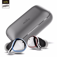 Mifo O5 True Wireless earphones Bluetooth 5.0 IPX7 Waterproof HiFi Stereo Sports Earbuds Noise Cancelling Bluetoot