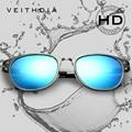 Unisex Retro Accesorios Gafas De Aluminio Y Magnesio Gafas de Sol Polarizadas Lente de La Vendimia Al Aire Libre Gafas de Sol Gafas de sol 6680