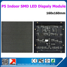 TEEHO P5 Indoor 160x160mm rgb led panel wholesale led dot matrix display module p5 indoor rgb 32*32 1/8scan led panel full color