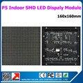 P5 в помещении 160 x 160 мм rgb из светодиодов панели оптовая продажа из светодиодов матричный дисплей модуля P5 крытый гамма 32 * 32 1 / 8 scan из светодиодов панель полноцветный